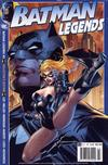 Cover for Batman Legends (Titan, 2007 series) #3