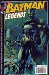 Cover for Batman Legends (Titan, 2007 series) #4