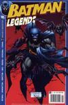 Cover for Batman Legends (Titan, 2007 series) #5
