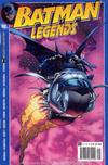 Cover for Batman Legends (Titan, 2007 series) #9