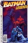 Cover for Batman Legends (Titan, 2007 series) #10