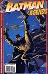 Cover for Batman Legends (Titan, 2007 series) #11