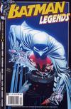 Cover for Batman Legends (Titan, 2007 series) #12