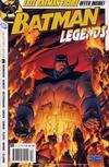 Cover for Batman Legends (Titan, 2007 series) #13