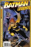 Cover for Batman Legends (Titan, 2007 series) #16