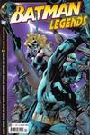Cover for Batman Legends (Titan, 2007 series) #17