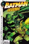 Cover for Batman Legends (Titan, 2007 series) #19