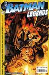 Cover for Batman Legends (Titan, 2007 series) #20