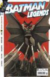 Cover for Batman Legends (Titan, 2007 series) #21