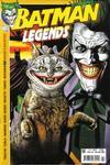Cover for Batman Legends (Titan, 2007 series) #22
