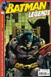 Cover for Batman Legends (Titan, 2007 series) #24