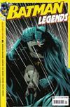 Cover for Batman Legends (Titan, 2007 series) #25