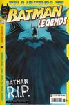 Cover for Batman Legends (Titan, 2007 series) #26