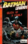 Cover for Batman Legends (Titan, 2007 series) #28