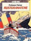 Cover Thumbnail for Professor Palmer (1986 series) #1 - Rustgranatene [Reutsendelse bc-F 147 25]