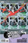 Cover for Young Liars (DC, 2008 series) #15