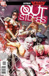 Cover for The Outsiders (DC, 2009 series) #19 [J. G. Jones Cover]
