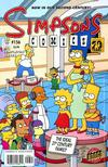Cover for Simpsons Comics (Bongo, 1993 series) #156