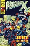 Cover for Prosjekt X (Semic, 1984 series) #7/1985