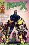 Cover for Prosjekt X (Semic, 1984 series) #8/1985