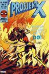 Cover for Prosjekt X (Semic, 1984 series) #9/1985