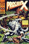 Cover for Prosjekt X (Semic, 1984 series) #10/1985