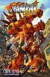 Cover for Banzai Girls (Arcana, 2007 series) #3