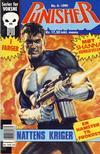 Cover for Punisher; Punisher War Zone (Bladkompaniet / Schibsted, 1991 series) #4/1991
