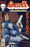 Cover for Punisher; Punisher War Zone (Bladkompaniet / Schibsted, 1991 series) #5/1991