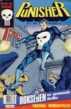 Cover for Punisher; Punisher War Zone (Bladkompaniet / Schibsted, 1991 series) #1/1992