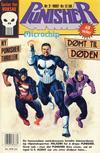 Cover for Punisher; Punisher War Zone (Bladkompaniet / Schibsted, 1991 series) #2/1992