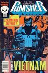 Cover for Punisher; Punisher War Zone (Bladkompaniet / Schibsted, 1991 series) #3/1992