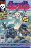 Cover for Punisher; Punisher War Zone (Bladkompaniet / Schibsted, 1991 series) #4/1992