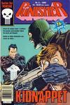 Cover for Punisher; Punisher War Zone (Bladkompaniet / Schibsted, 1991 series) #5/1992