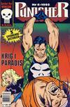 Cover for Punisher; Punisher War Zone (Bladkompaniet / Schibsted, 1991 series) #6/1992