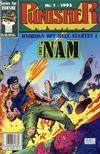 Cover for Punisher; Punisher War Zone (Bladkompaniet / Schibsted, 1991 series) #1/1993