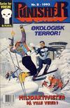 Cover for Punisher; Punisher War Zone (Bladkompaniet / Schibsted, 1991 series) #2/1993