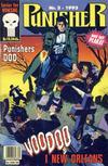 Cover for Punisher; Punisher War Zone (Bladkompaniet / Schibsted, 1991 series) #3/1993