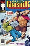 Cover for Punisher; Punisher War Zone (Bladkompaniet / Schibsted, 1991 series) #6/1993