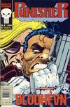 Cover for Punisher; Punisher War Zone (Bladkompaniet / Schibsted, 1991 series) #8/1993