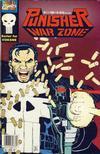 Cover for Punisher; Punisher War Zone (Bladkompaniet / Schibsted, 1991 series) #1/1995