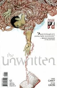 Cover Thumbnail for The Unwritten (DC, 2009 series) #1