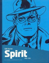 Cover Thumbnail for Spirit - Klassikerserien (Hjemmet / Egmont, 2005 series) #1942-1951