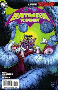 Cover Thumbnail for Batman and Robin (DC, 2009 series) #3 [Standard Cover]