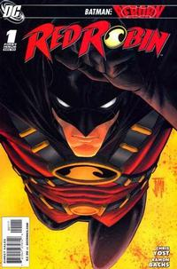 Cover Thumbnail for Red Robin (DC, 2009 series) #1 [Direct-Sales Variant]