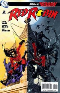 Cover Thumbnail for Red Robin (DC, 2009 series) #2