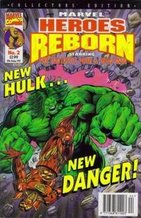 Cover Thumbnail for Marvel Heroes Reborn (Panini UK, 1997 series) #2