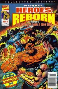 Cover Thumbnail for Marvel Heroes Reborn (Panini UK, 1997 series) #3