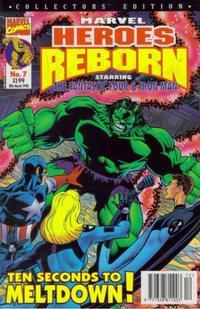 Cover Thumbnail for Marvel Heroes Reborn (Panini UK, 1997 series) #7