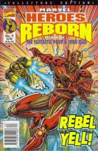 Cover Thumbnail for Marvel Heroes Reborn (Panini UK, 1997 series) #9
